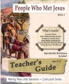 People Who Met Jesus Bible Study for Children 9-12 Yrs